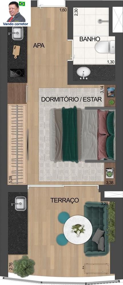 6-planta-studio- 32m² - FINAL 16