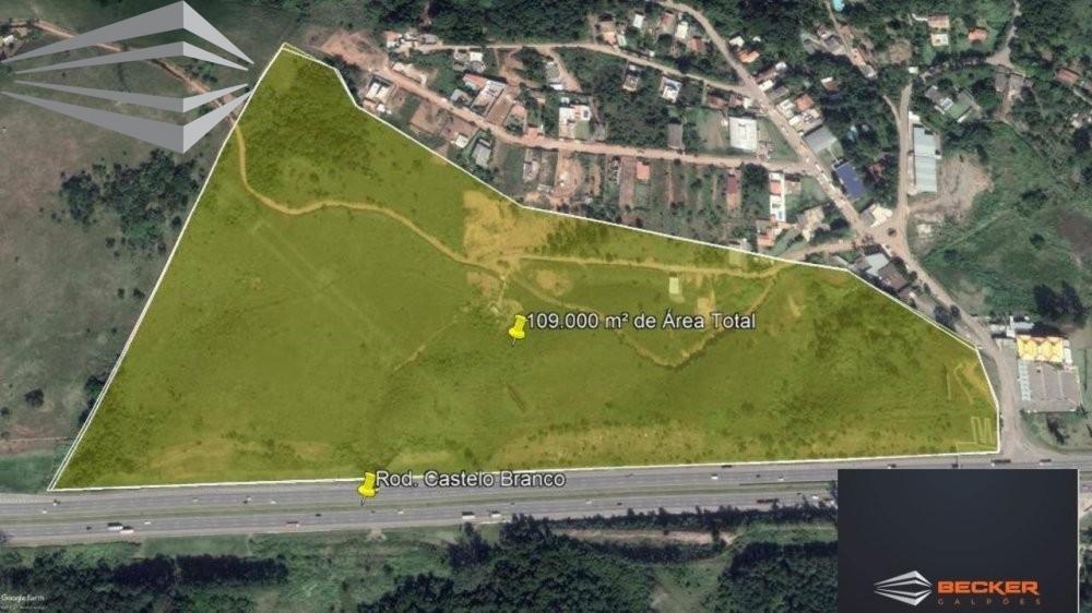 Terreno / Área para comprar Recanto Maravilha Iii Santana de Parnaíba