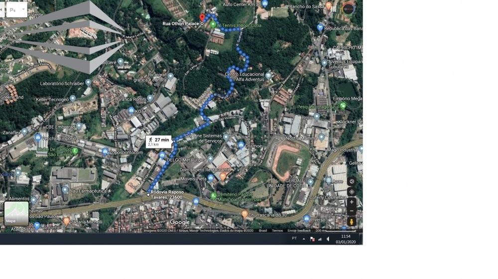 Terreno / Área para comprar Jardim Pioneiro Cotia