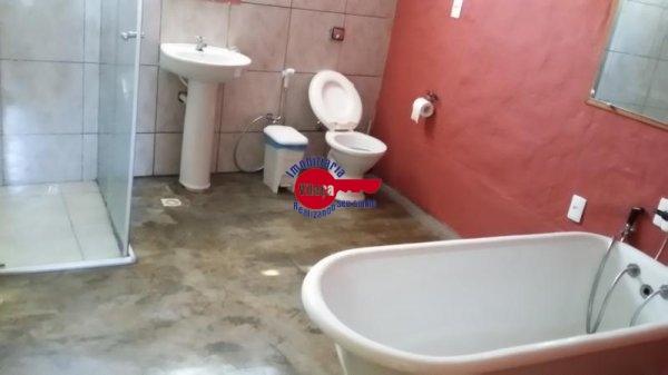 1 Suite com banheira